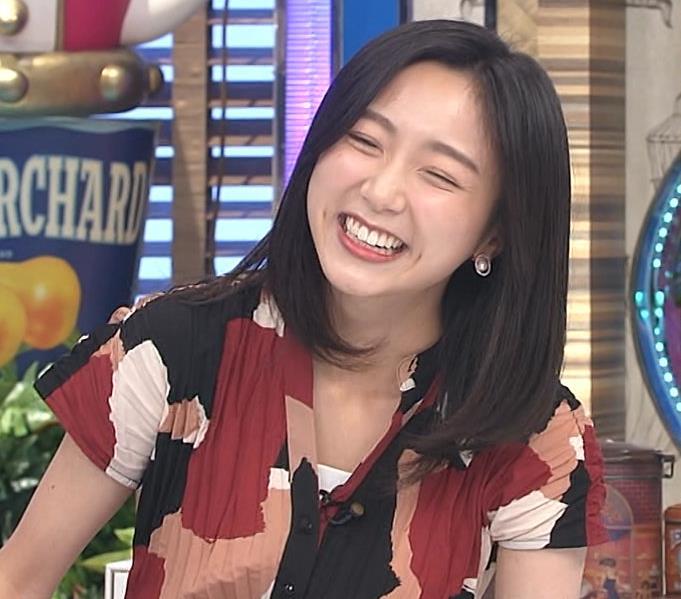 佐久間みなみアナ 笑顔がかわいいフジテレビ新人アナキャプ・エロ画像6