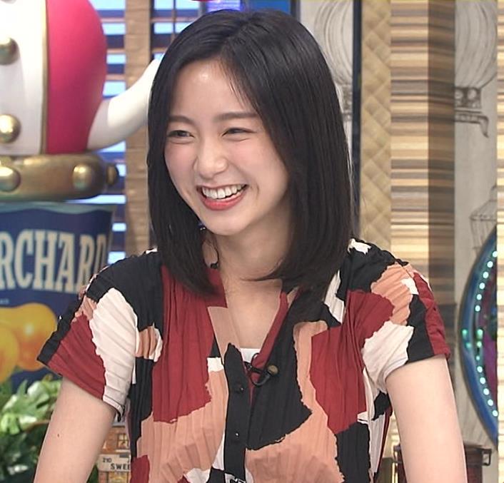 佐久間みなみアナ 笑顔がかわいいフジテレビ新人アナキャプ・エロ画像7