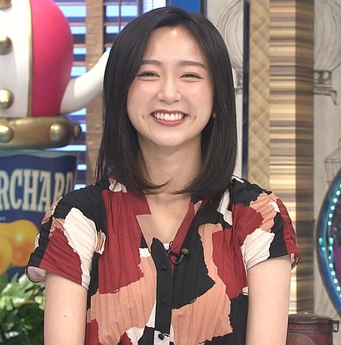 佐久間みなみアナ 笑顔がかわいいフジテレビ新人アナキャプ・エロ画像8