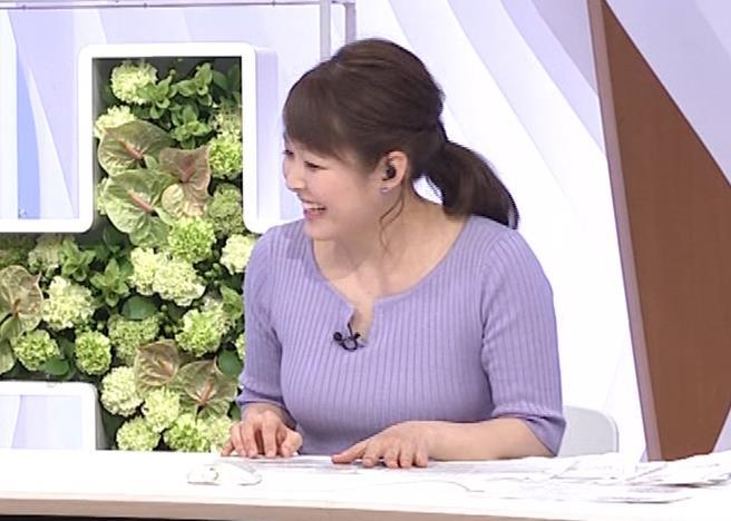 諸國沙代子アナ 巨乳のエロニット、むにゅ動画(元ミス東大)キャプ・エロ画像13