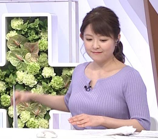 諸國沙代子アナ 巨乳のエロニット、むにゅ動画(元ミス東大)キャプ・エロ画像3