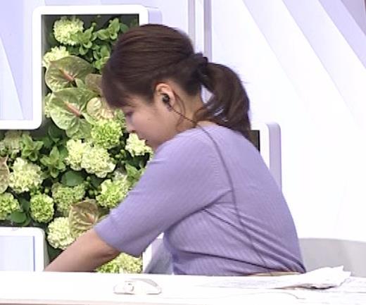 諸國沙代子アナ 巨乳のエロニット、むにゅ動画(元ミス東大)キャプ・エロ画像4