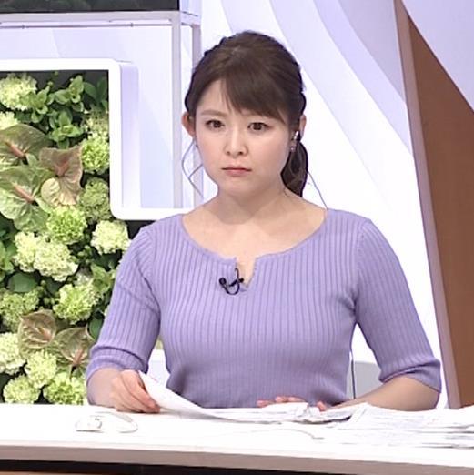 諸國沙代子アナ 巨乳のエロニット、むにゅ動画(元ミス東大)キャプ・エロ画像7