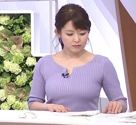 諸國沙代子アナ 巨乳のエロニット、むにゅ動画(元ミス東大)キャプ・エロ画像9