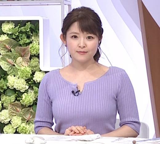 諸國沙代子アナ 巨乳のエロニット、むにゅ動画(元ミス東大)キャプ・エロ画像10
