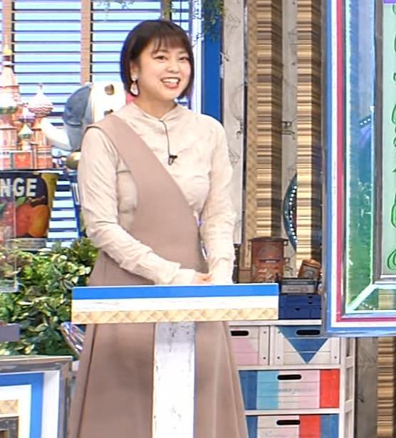 杉原千尋アナ 巨乳だとわかる衣装キャプ・エロ画像7