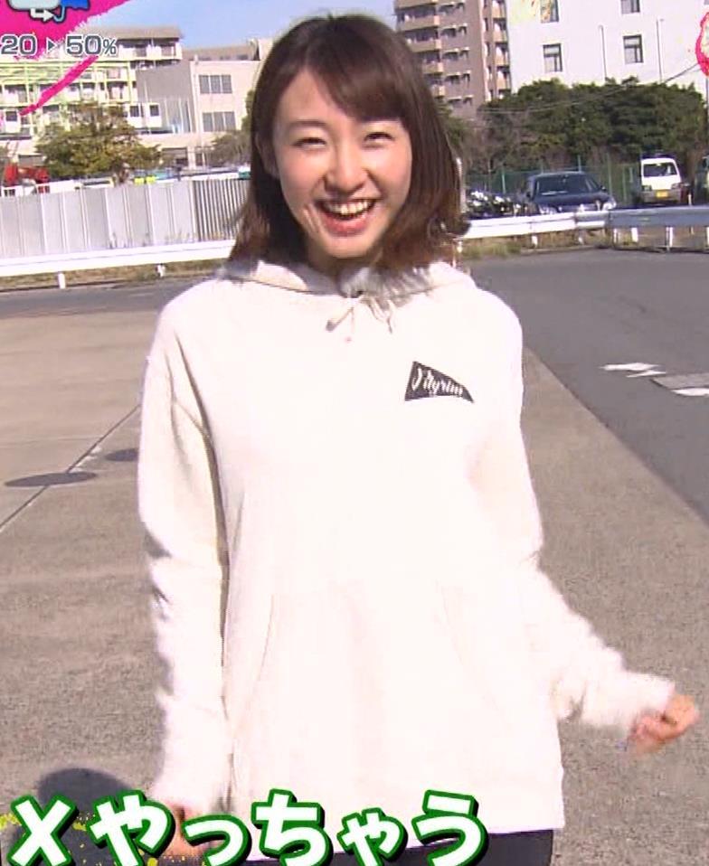 杉原凜アナ Oha!4 NEWS LIVEキャプ・エロ画像3