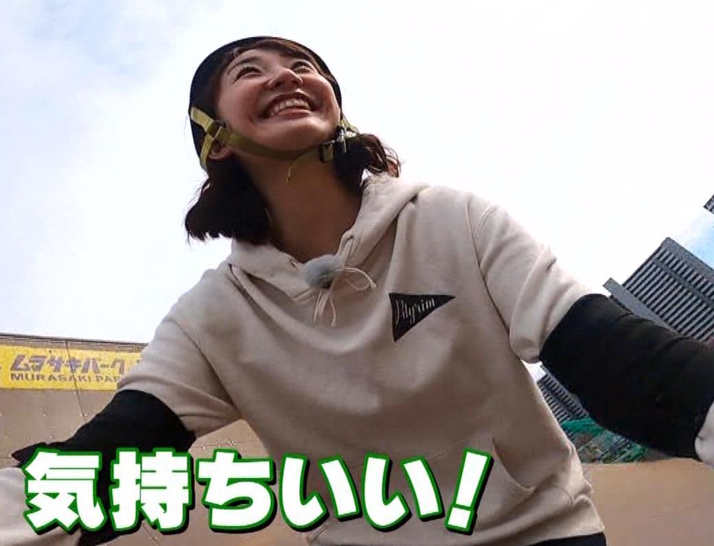 杉原凜アナ Oha!4 NEWS LIVEキャプ・エロ画像6