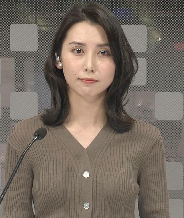 杉野真実アナ ニットおっぱいキャプ・エロ画像4