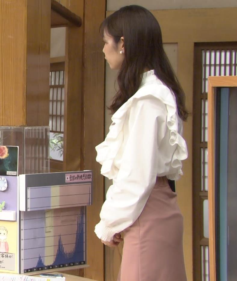 杉浦みずき スカートお尻キャプ・エロ画像