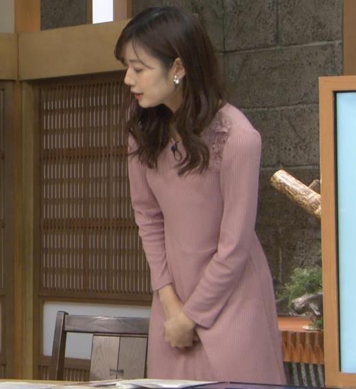 杉浦みずき ピンクのワンピースキャプ画像(エロ・アイコラ画像)