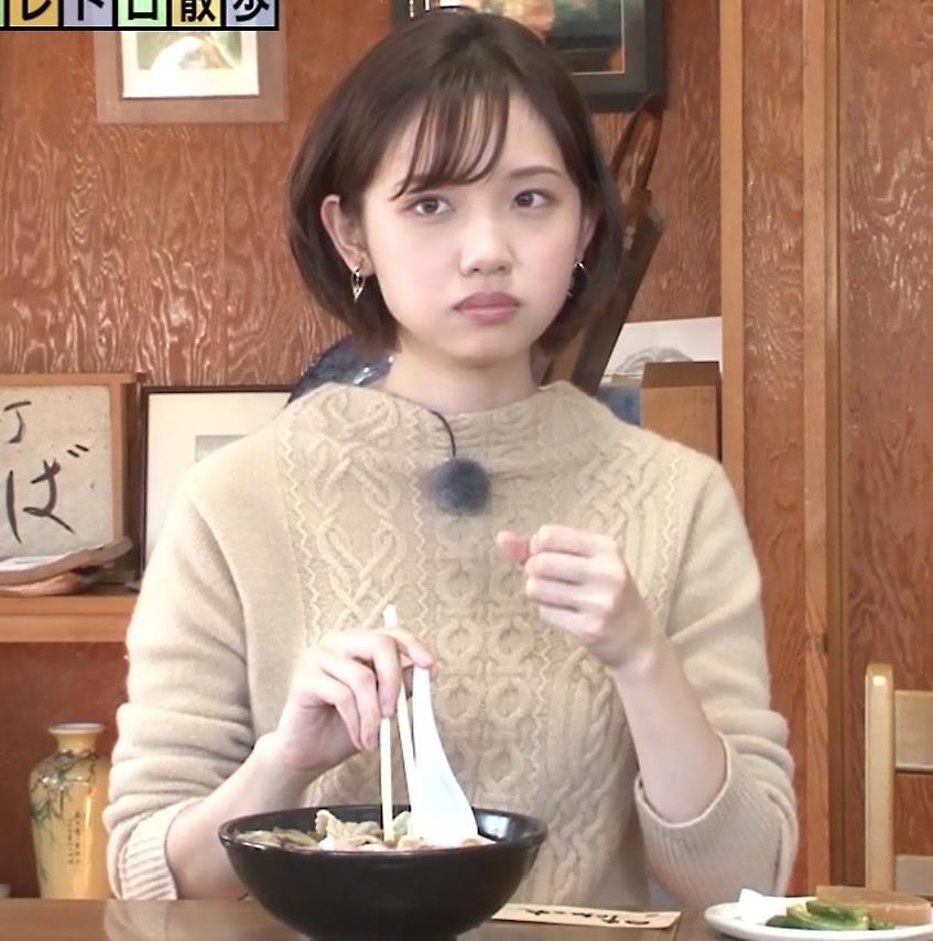 田中瞳アナ ワンピースお尻キャプ・エロ画像4