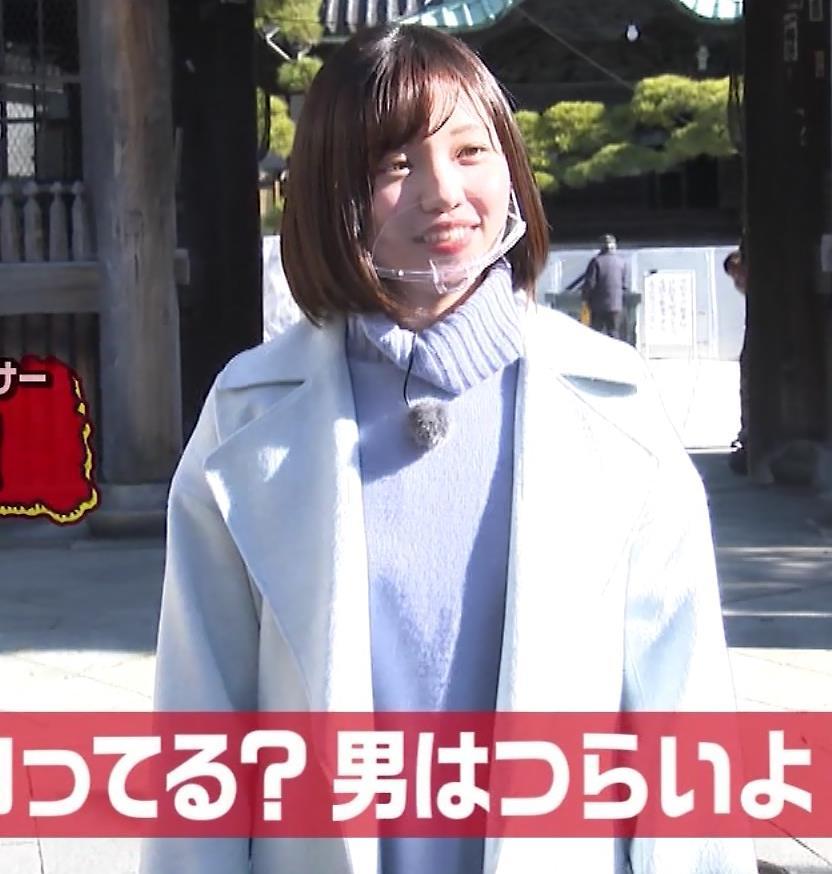 田中瞳アナ ピチピチなパンツスタイルで自転車に乗るお尻キャプ・エロ画像13