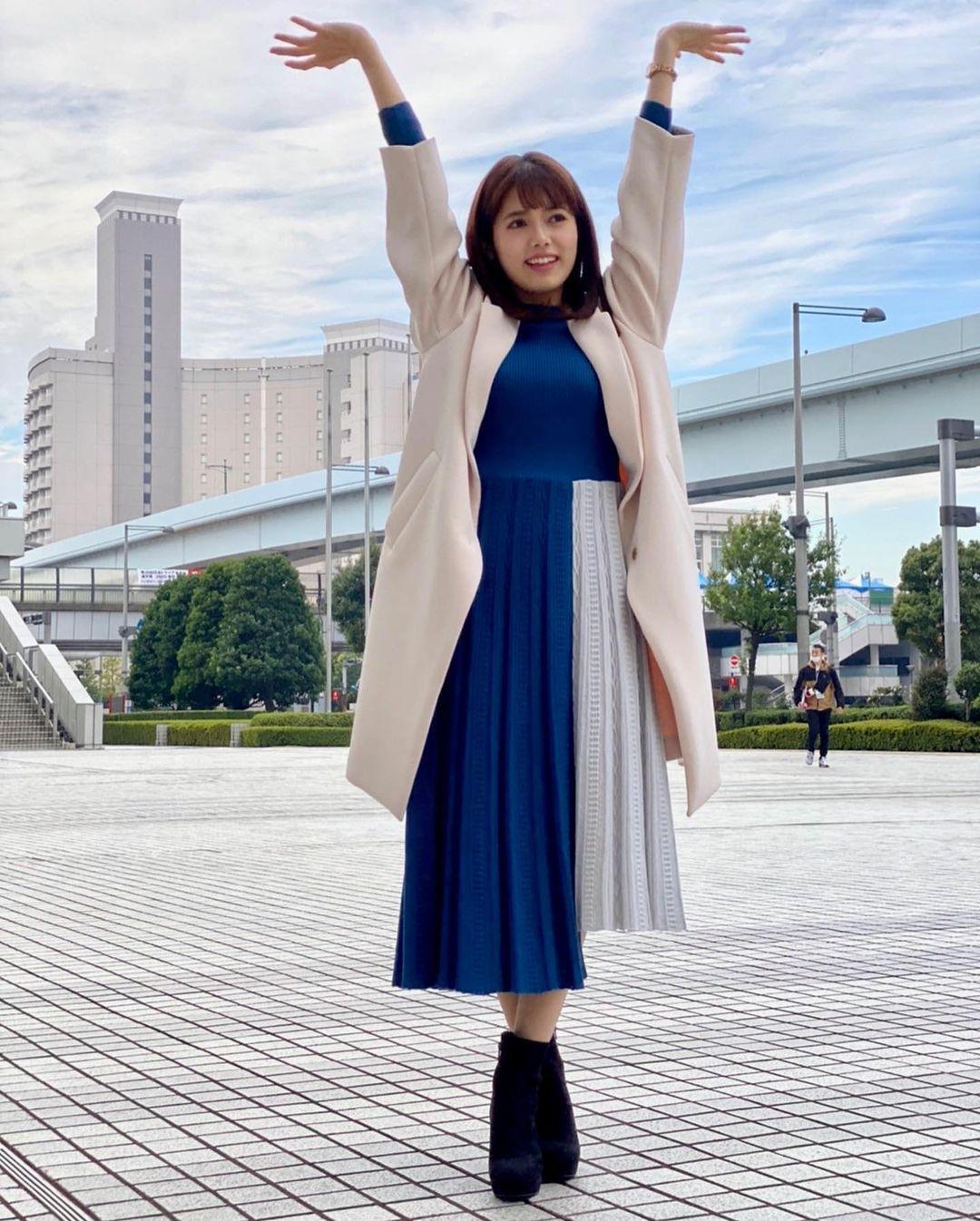 谷尻萌 ニット巨乳キャプ・エロ画像8