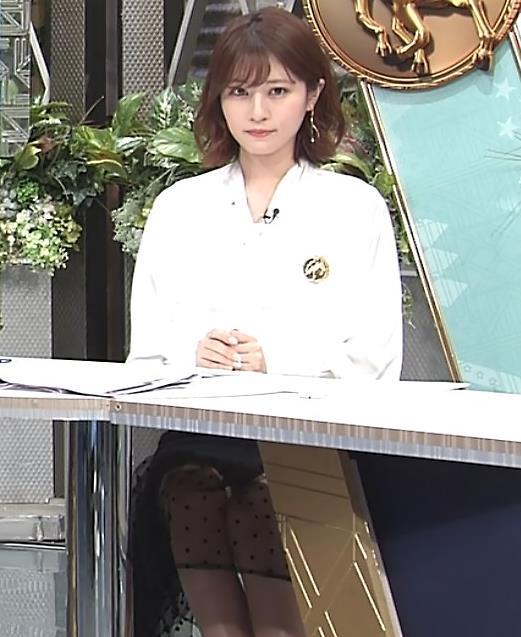堤礼美アナ ミニスカ▼ゾーン!!!キャプ・エロ画像2