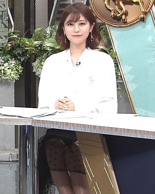 堤礼美アナ ミニスカ▼ゾーン!!!キャプ・エロ画像4