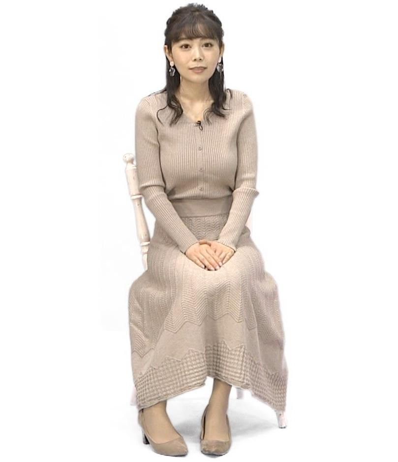 辻満里奈アナ ローカル巨乳アナキャプ・エロ画像3