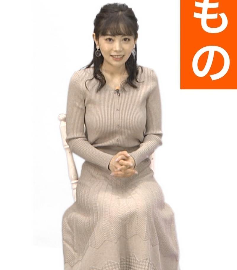 辻満里奈アナ ローカル巨乳アナキャプ・エロ画像4
