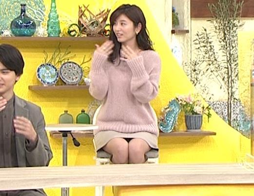 宇賀なつみ パンチラ生放送キャプ・エロ画像5