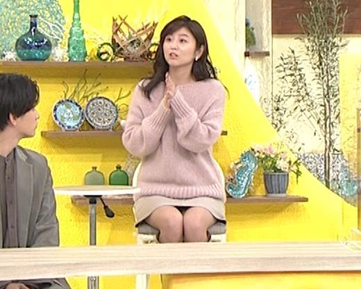 宇賀なつみ パンチラ生放送キャプ・エロ画像8
