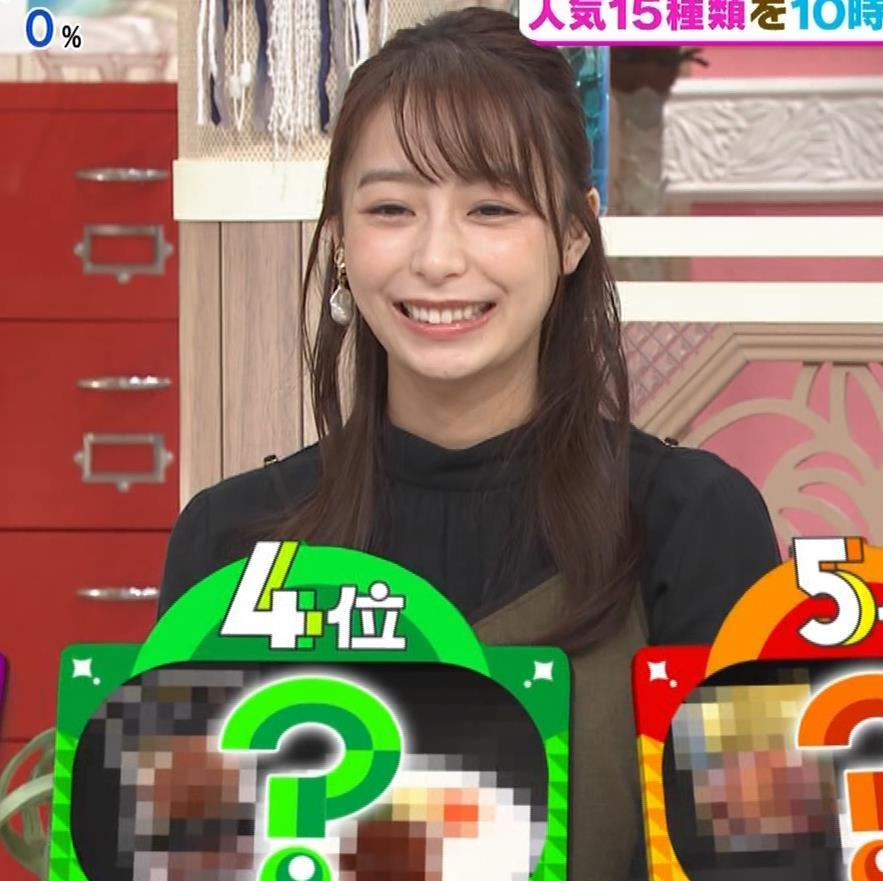 宇垣美里 かわいい表情キャプ・エロ画像7