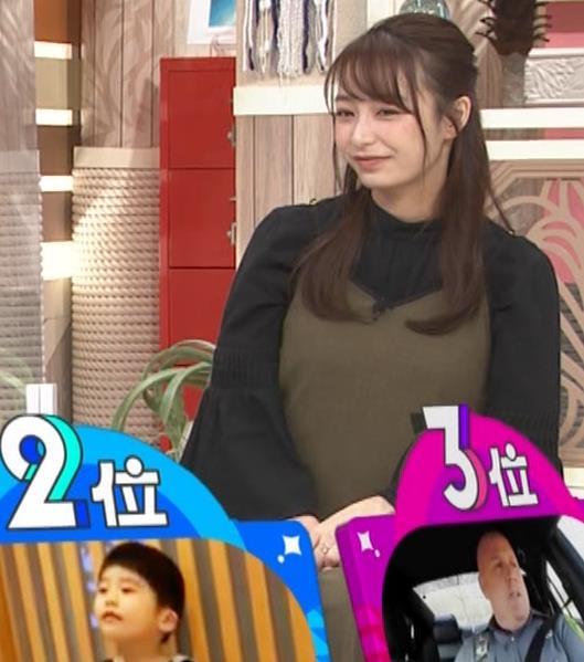 宇垣美里 かわいい表情キャプ・エロ画像8