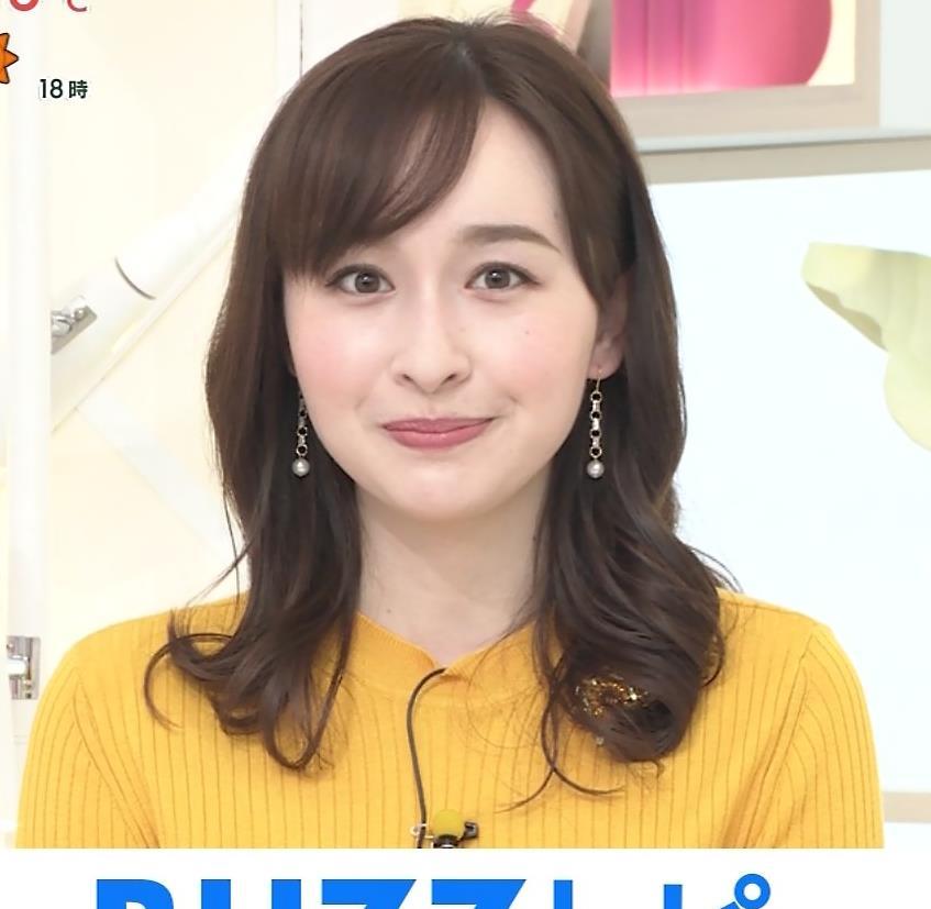 宇賀神メグ ニットおっぱいキャプ・エロ画像5