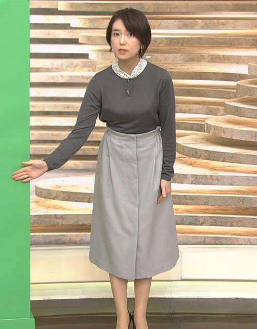 和久田麻由子アナ ショートカット、ちっぱいキャプ・エロ画像
