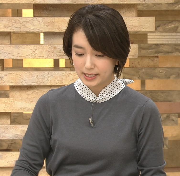 和久田麻由子アナ ショートカット、ちっぱいキャプ・エロ画像4