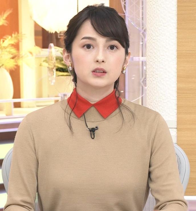 山本絵里香アナ NEWS23キャプ・エロ画像2