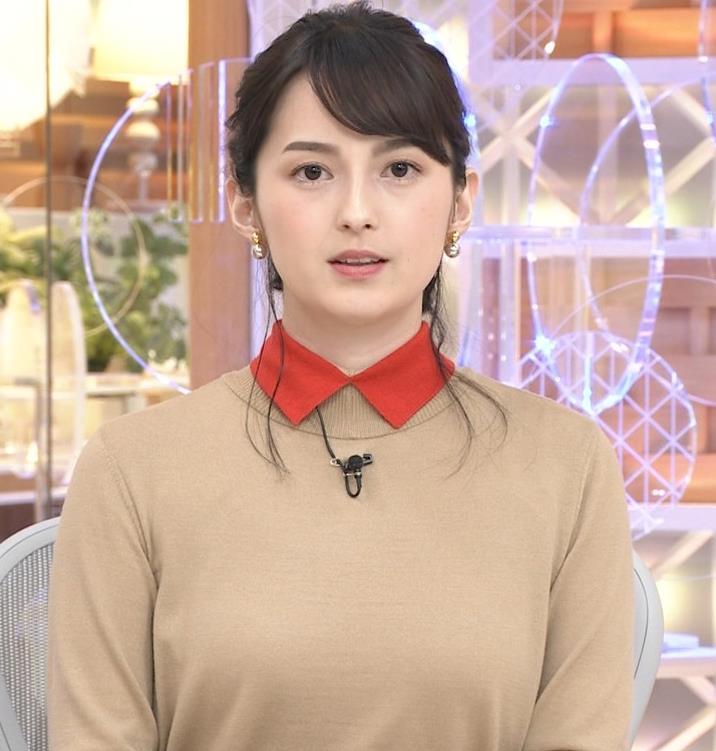 山本絵里香アナ NEWS23キャプ・エロ画像3