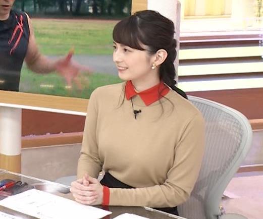 山本絵里香アナ NEWS23キャプ・エロ画像5