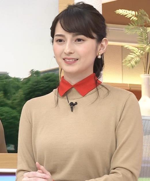 山本絵里香アナ NEWS23キャプ・エロ画像6