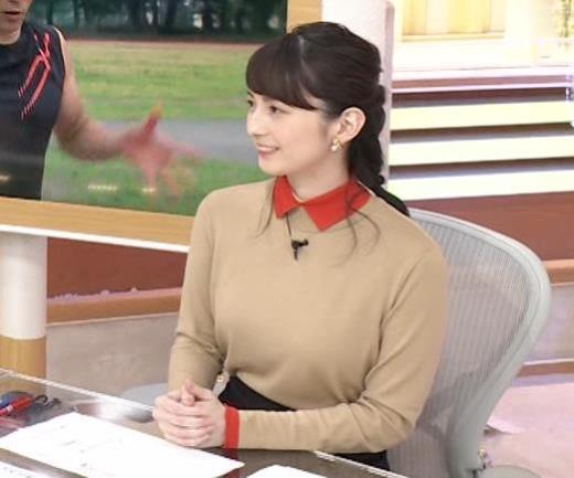 山本恵里伽 NEWS23キャプ画像(エロ・アイコラ画像)