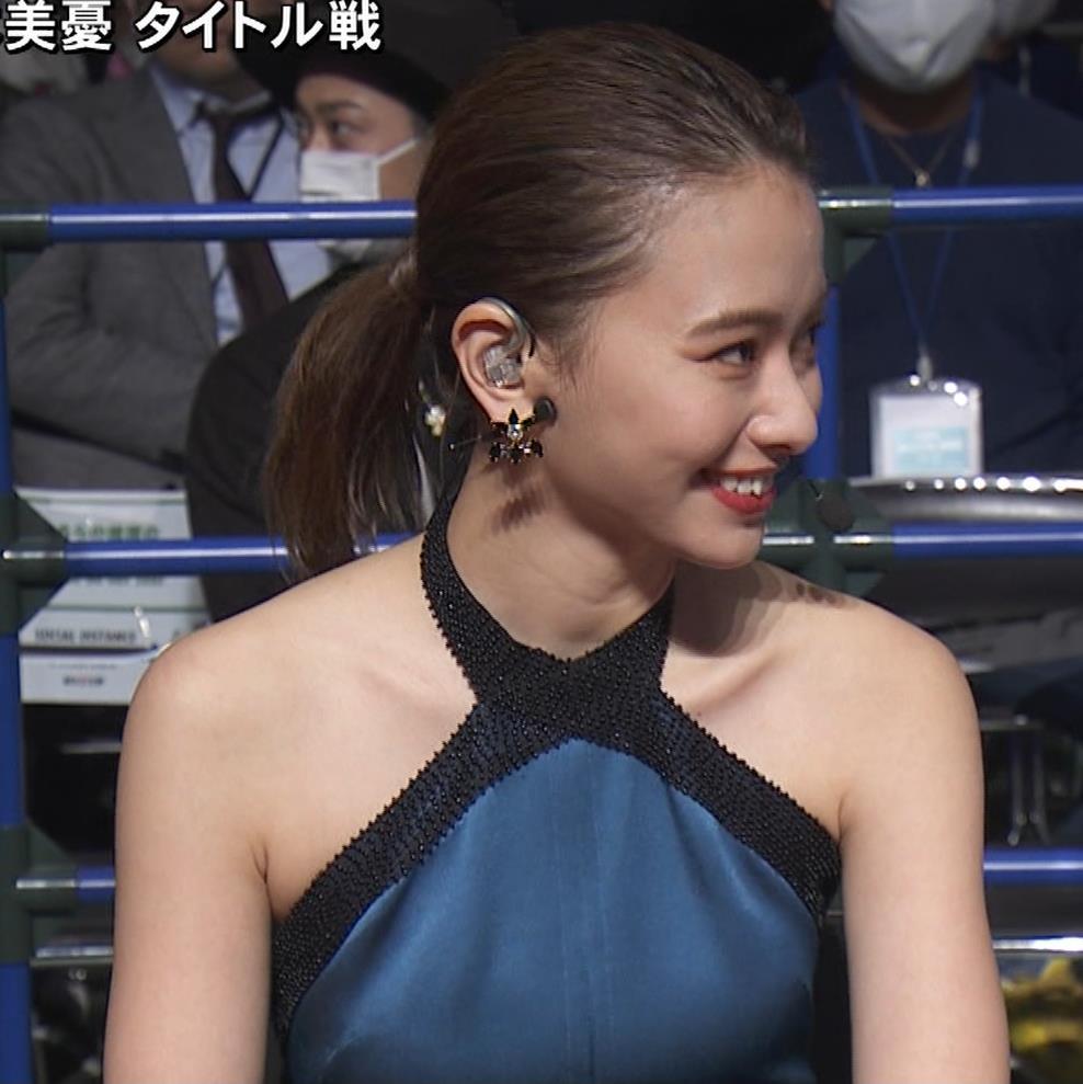 山本舞香 露出度の高いドレスキャプ・エロ画像4
