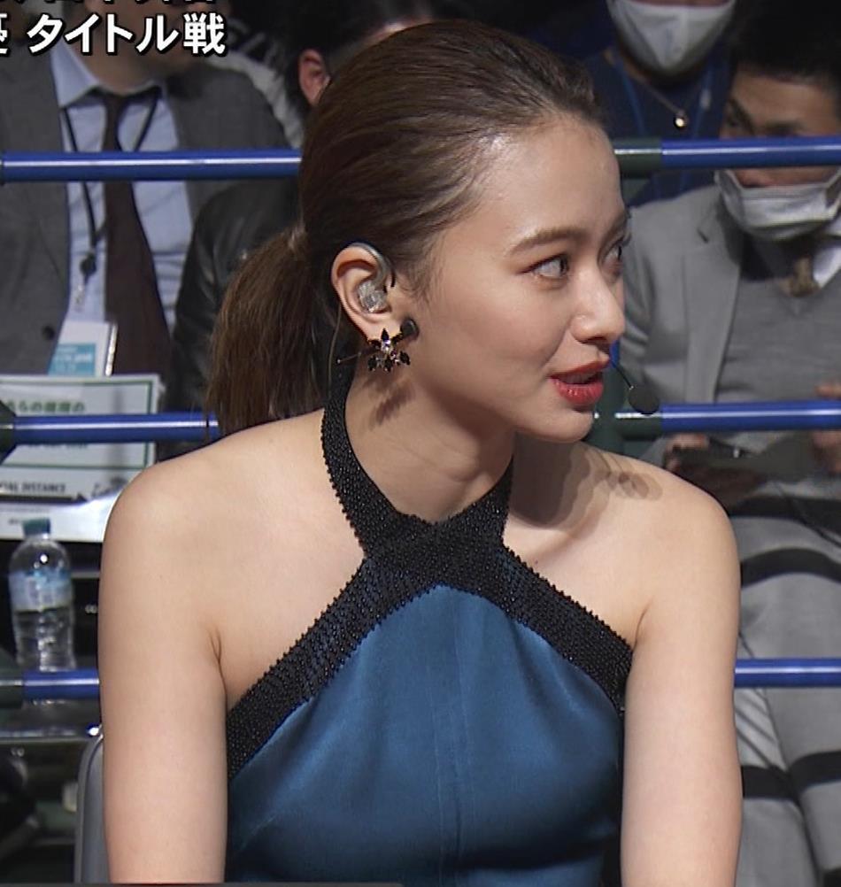 山本舞香 露出度の高いドレスキャプ・エロ画像6