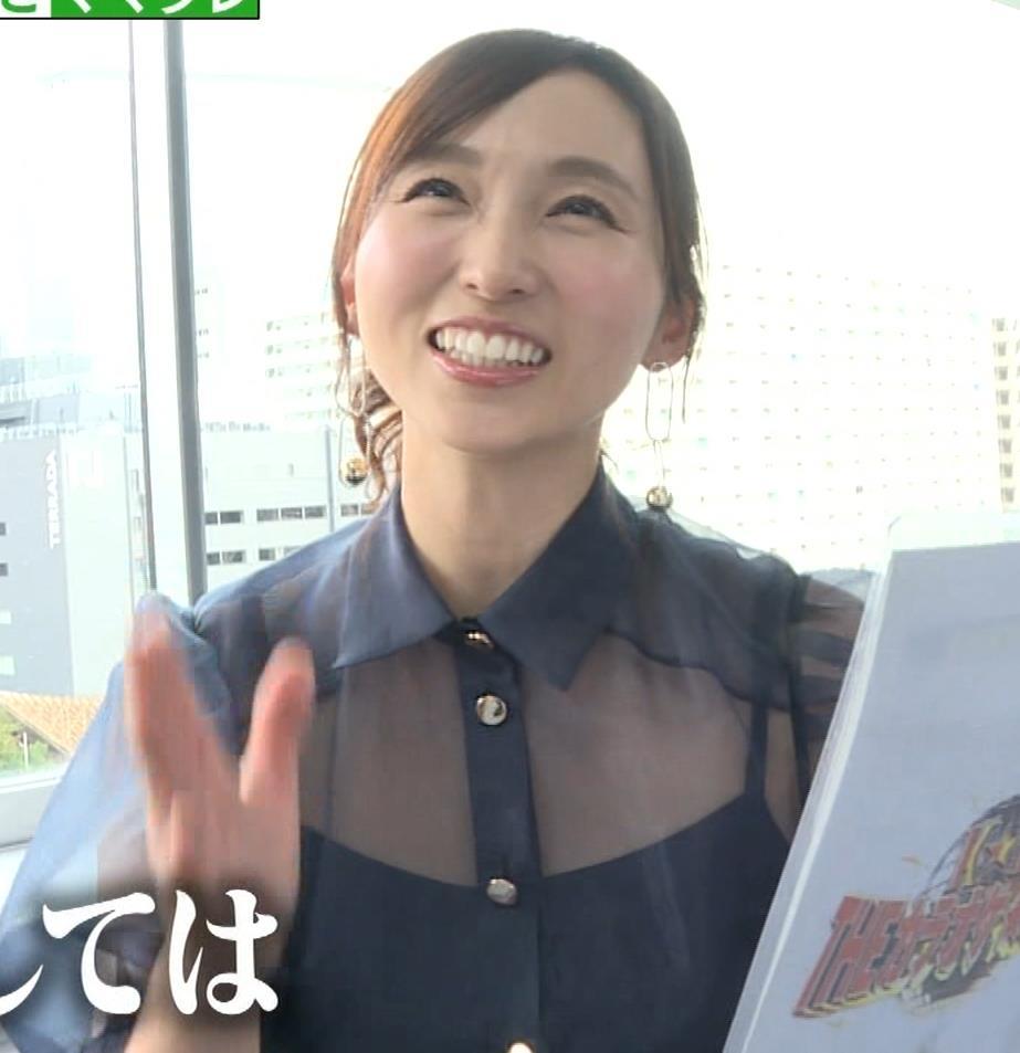吉木りさ カラオケで透け衣装キャプ・エロ画像2