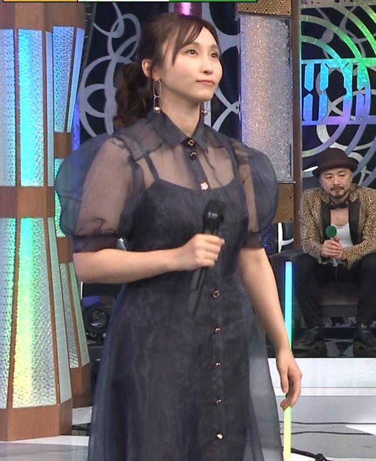 吉木りさ カラオケで透け衣装キャプ・エロ画像14