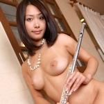 柳田やよい 無修正動画 「裸演奏 ~第2回演奏会・フルート~」 9/16 PPV配信開始