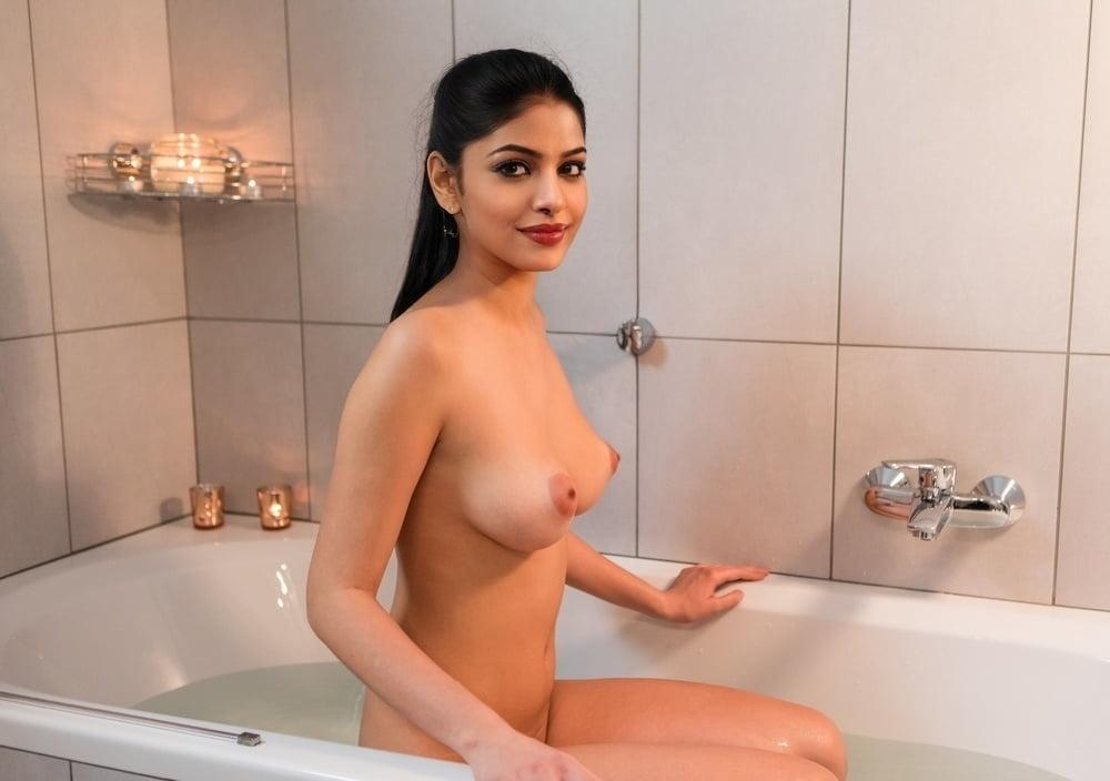 インド美人女優のヌード画像 15