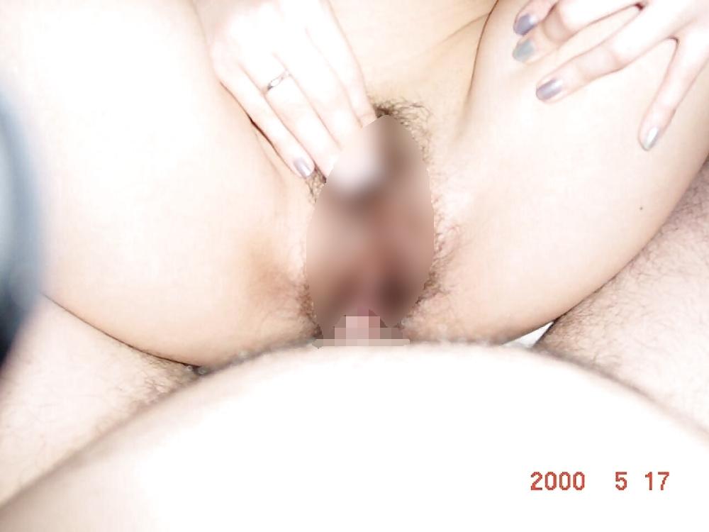 微乳な素人美女のラブホヌード流出画像 13