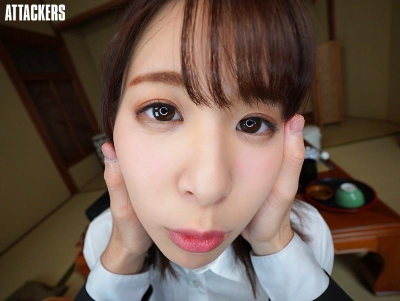 【VR】可愛い部下が潤んだ瞳であなたを求めてくる。 出張先の旅館で部下のひかりと密着不倫VR! 二宮ひかり 2