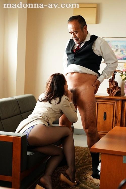 人妻秘書、汗と接吻に満ちた社長室中出し性交 監督:ながえ 最高峰の秘書シリーズに《専属》水戸かな出演!! 6