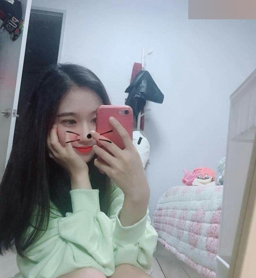 K-POPアイドルのような韓国S級美少女の自分撮りヌード流出画像 6