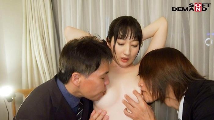 青森の色白美肌な33歳美人妻 古瀬朱美 AVデビュー 5