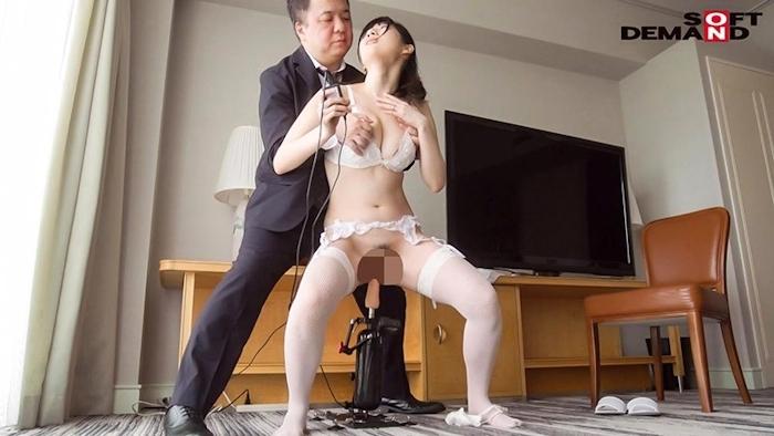 青森の色白美肌な33歳美人妻 古瀬朱美 AVデビュー 6