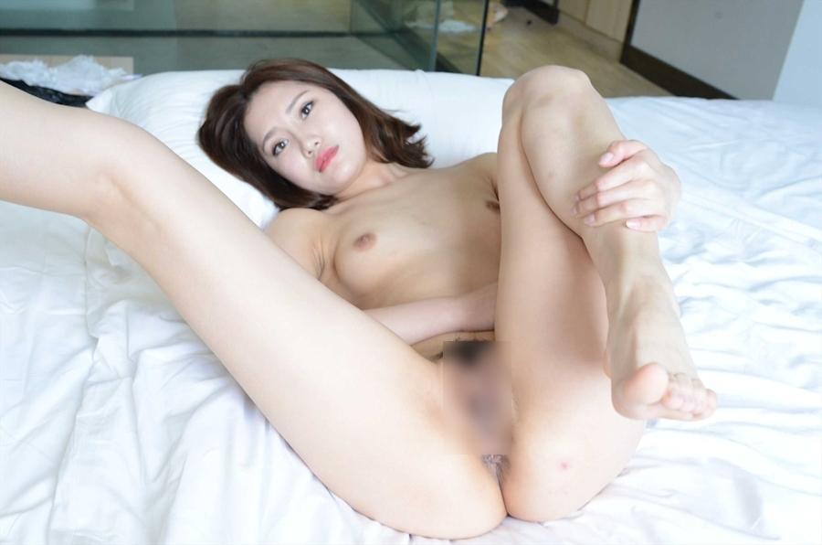 中国美女モデルの個人撮影ヌード画像 10