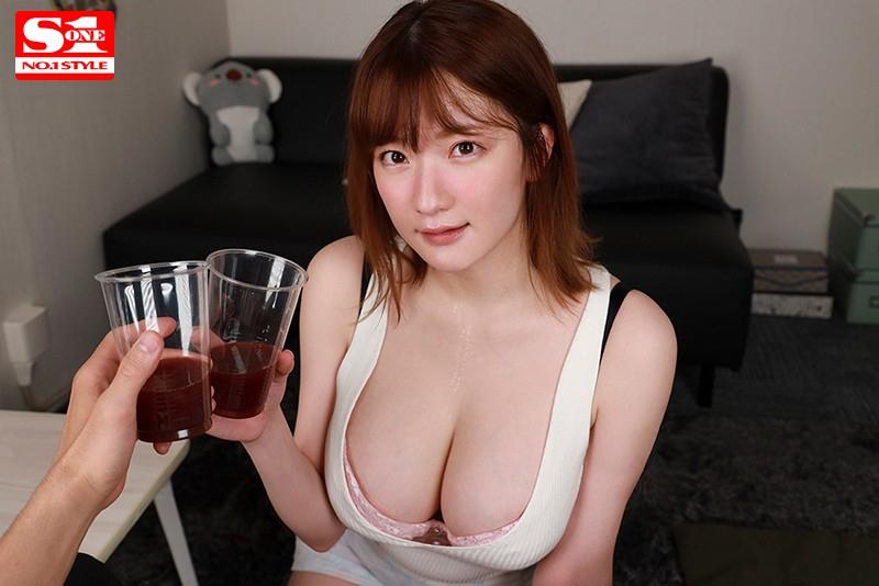 【VR】親友のJカップ彼女から誘惑されて朝まで浮気性交に溺れたVR 鷲尾めい 1