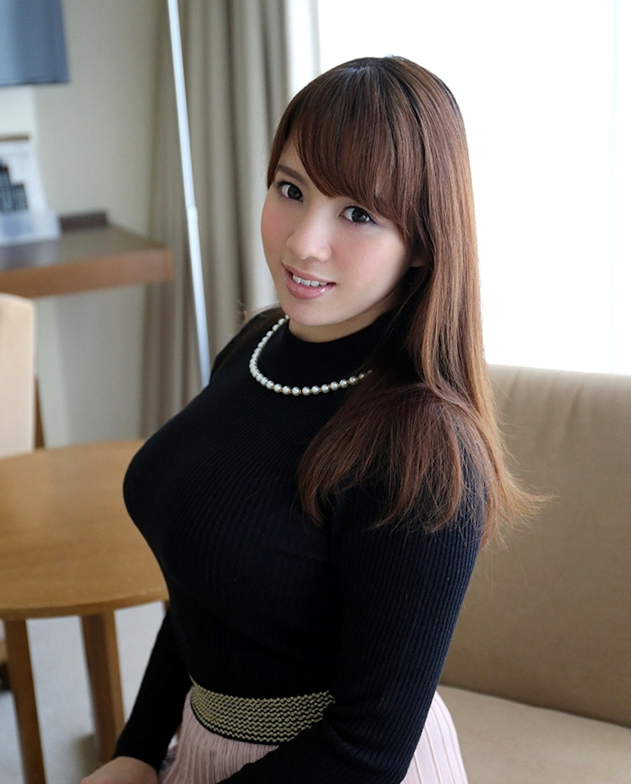 Iカップ爆乳の上品な美人妻のセックス 2