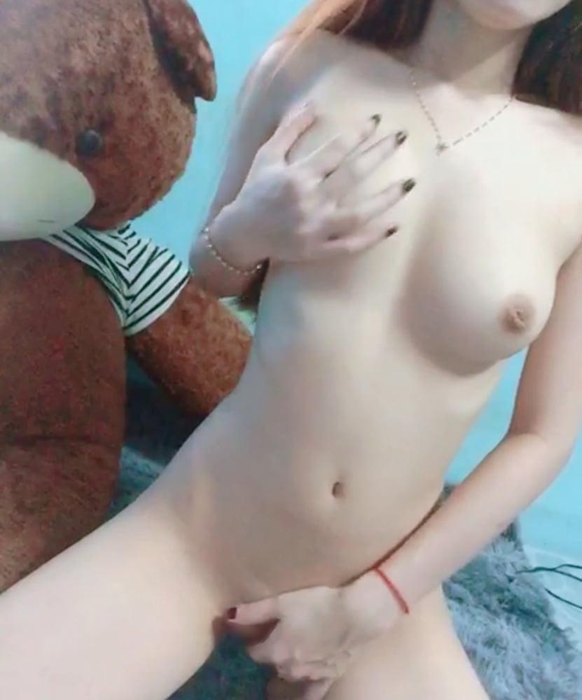 アジアンティーン少女のヌード画像 8